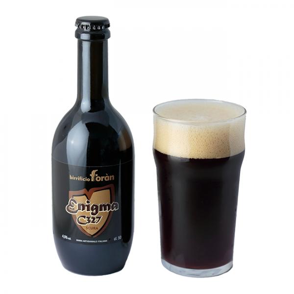 birra artigianale scura