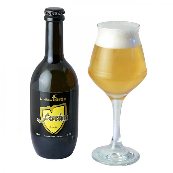 birra artigianale chiara